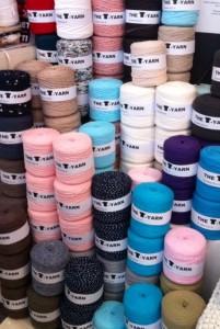 voorraad t-shirt yarn