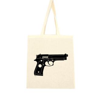 tas met pistool