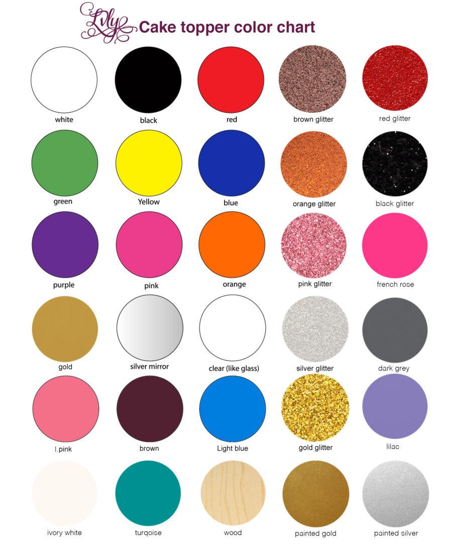 kleurstalen-perspex