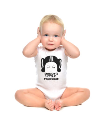 Rompertje Star Wars, Daddy's Little Princess